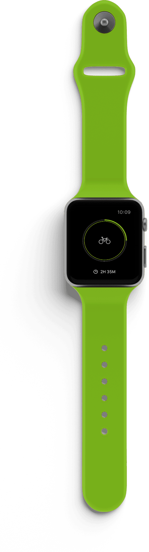Toerisme Limburg smartwatch application